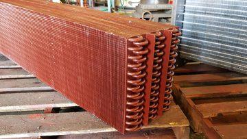 falls heat exchanger
